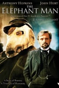 The Poster for The Elephant Man.